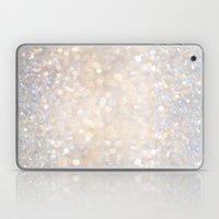 Glimmer of Light II (Ombré Glitter Abstract*) Laptop & iPad Skin