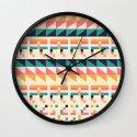 Pattern # 1 Wall Clock