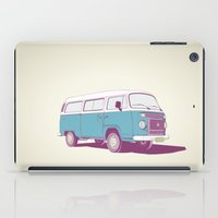 VW Combi v.02 iPad Case