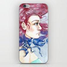 Through The Wind iPhone & iPod Skin