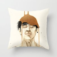 E. Throw Pillow