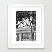 Frames of Timber Framed Art Print