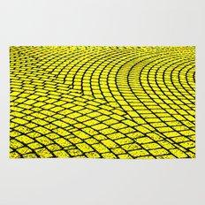 Yellow Brick Road  Rug