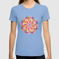 T-shirt featuring Festive Flowers by Shelly Bremmer