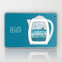 8 CUPS DEEP Laptop & iPad Skin