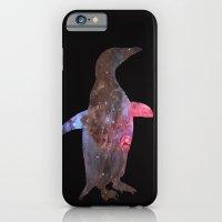 SPACE PENGUIN iPhone 6 Slim Case