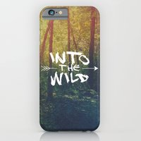 iPhone & iPod Case featuring Into the Wild by Zeke Tucker
