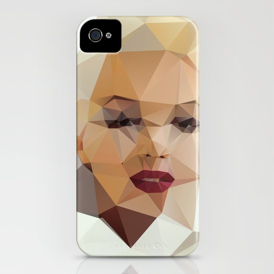 Monroe. iPhone & iPod Case