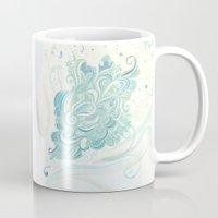 Wind tangle Mug