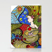 Circle Of Life Stationery Cards