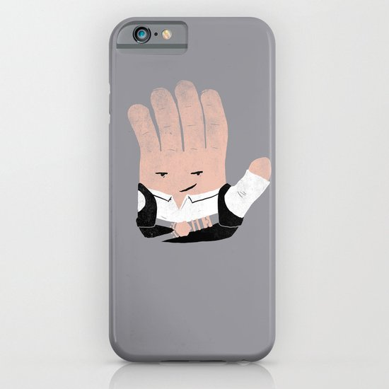 Hand Solo iPhone & iPod Case