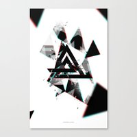 Illumine - Soundscape Canvas Print