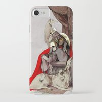 dogs iPhone & iPod Cases featuring dogs by chechula