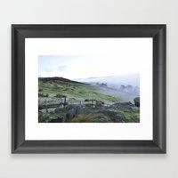 The Moors Framed Art Print