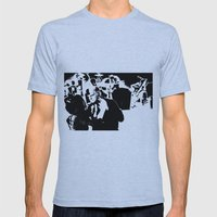 Cotton Club Smooch Mens Fitted Tee Athletic Blue SMALL