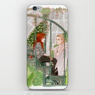 The Mortal Instruments iPhone & iPod Skin
