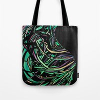 Whirlwave Tote Bag