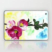 Blossom Spray Laptop & iPad Skin