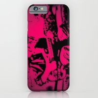 iPhone & iPod Case featuring Rock N' Roll Gypsy 2 by Jussi Lovewell