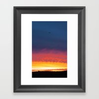 Fenix Framed Art Print