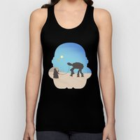 Darth Pet-Pet Unisex Tank Top