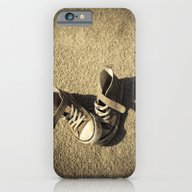Lost Shoes iPhone 6 Slim Case