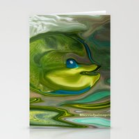 Smilen Sam The Fish...For Kids Stationery Cards