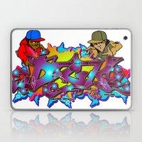 Digital Graffiti Kings Laptop & iPad Skin