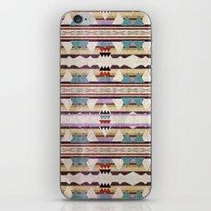Aztec Mountains iPhone & iPod Skin