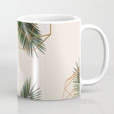 Palm + Geometry #society6 Decor #buyart Mug