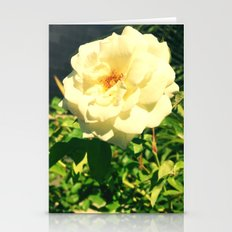 GLOWING FLOWER Stationery Cards