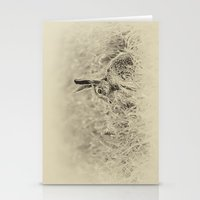 Brown Hare Stationery Cards