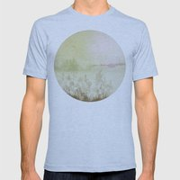 Planet  21001 Mens Fitted Tee Athletic Blue SMALL