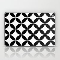 Geometric pattern (circles) Laptop & iPad Skin