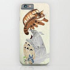 tonari no totoro iPhone 6 Slim Case