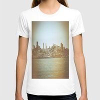 san francisco T-shirts featuring San Francisco by Christine Workman