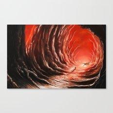Explorer of Worlds Canvas Print