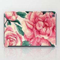 Peonies iPad Case