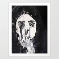 Art Print featuring ORACLE by LAUTIR