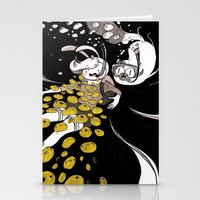 Underwater Adventures Stationery Cards