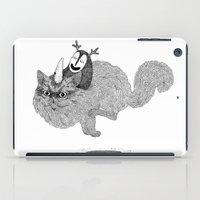 Catcorn iPad Case