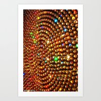 Color Travel part 1 Art Print