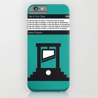 No009 MY Tale Of Two Cit… iPhone 6 Slim Case