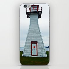 Lighthouse and Inlet iPhone & iPod Skin