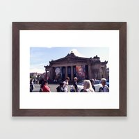 National Gallery (Edinburgh) Framed Art Print