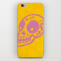 Sugar Skulls iPhone & iPod Skin