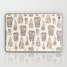 Teeth Laptop & iPad Skin