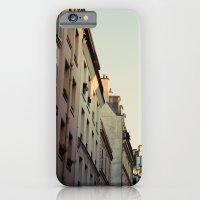 Pastel Paris iPhone 6 Slim Case
