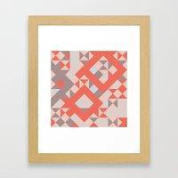 TangerineTango Framed Art Print