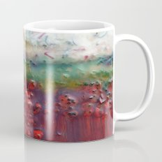 Colors of the Season (christmas abstract) Mug
